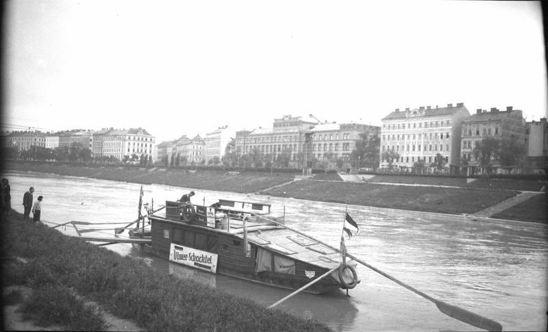 Wien 9, Rossauer Lände/Obere Donaustraße