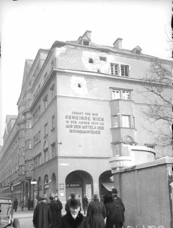 Wien 21, Brünnerstraße 34-38