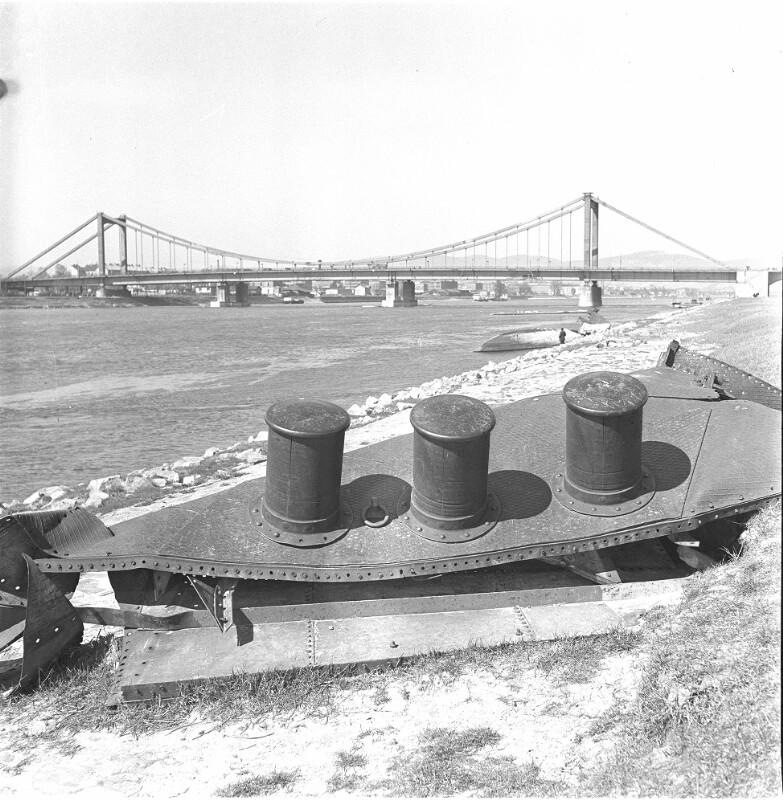 Wien 21, Reichsbrücke