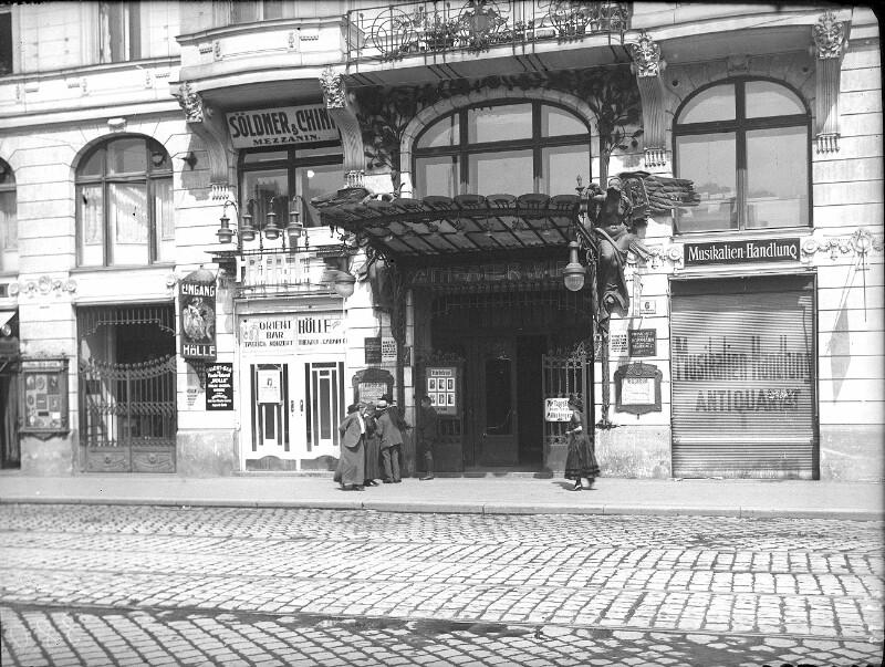 Wien 6, Linke Wienzeile