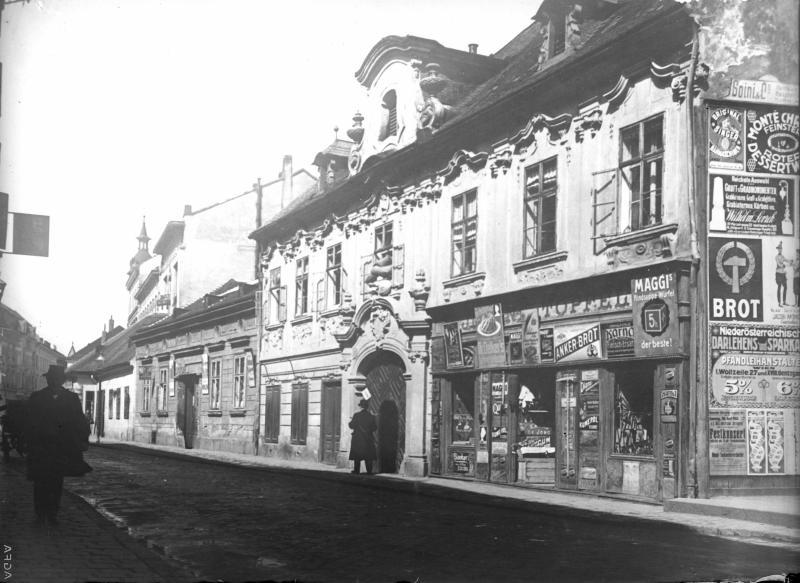 Wien 14, Penzingerstraße 34