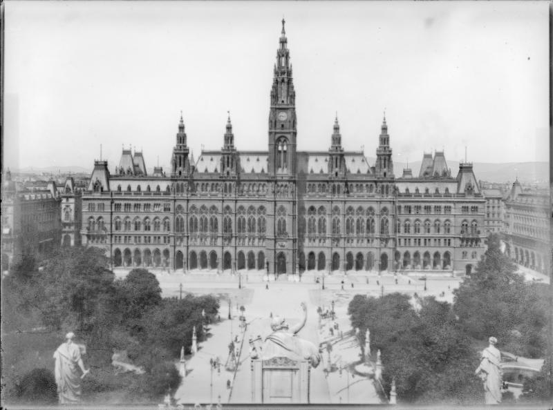 Wien 1, Neues Rathaus