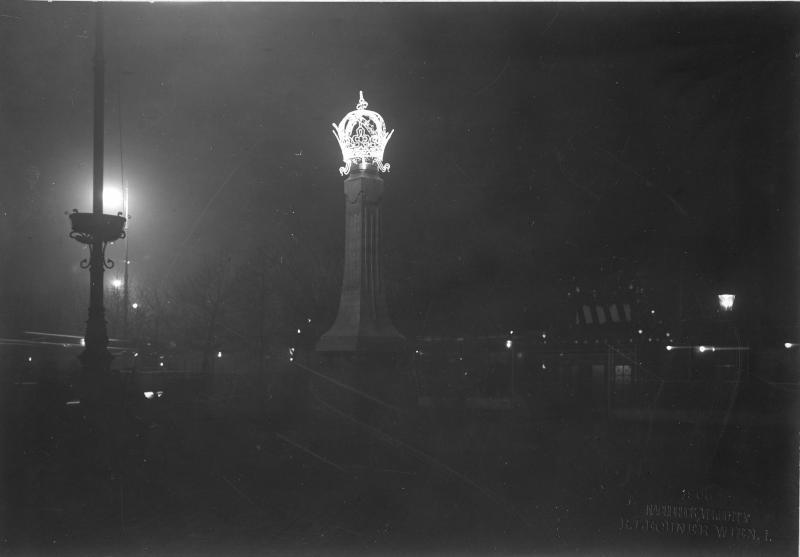 60jähriges Regierungsjubiläum von Kaiser Franz Joseph