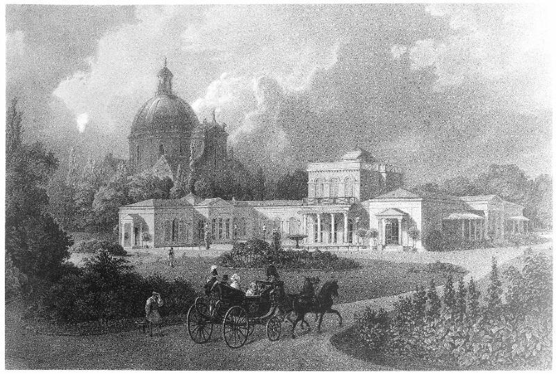 Wien 3, Villa Metternich
