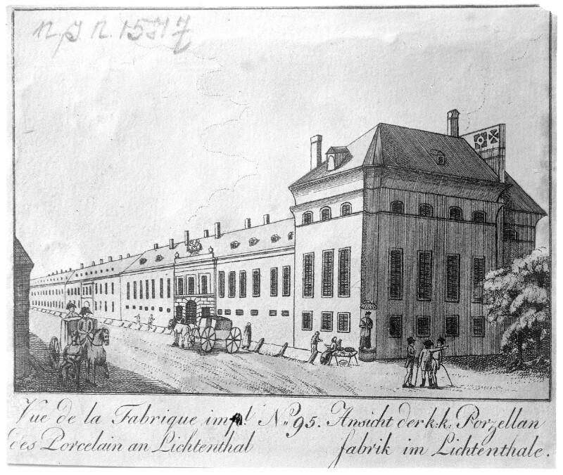 Wien 9, Porzellanfabrik