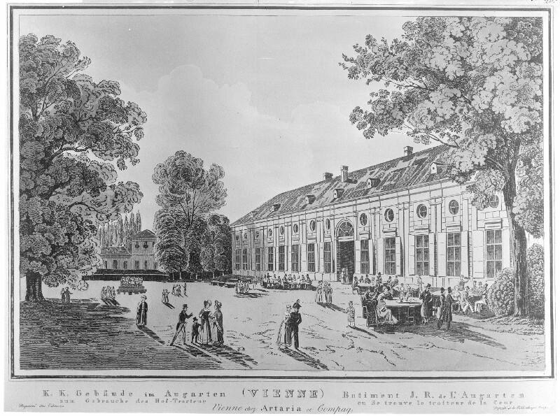Wien 2, Palais Augarten