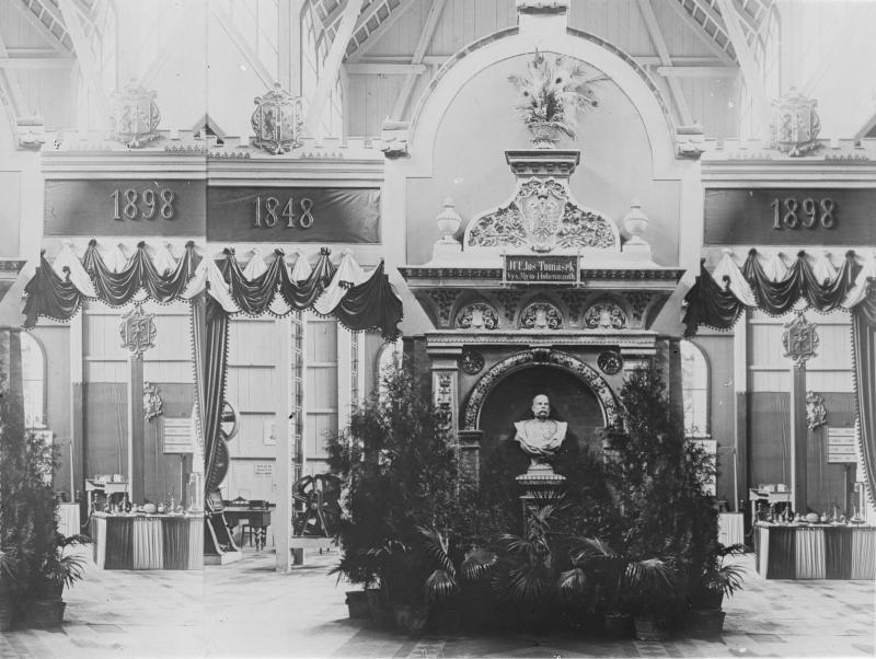 Wien 2, Jubiläumsausstellung Wien 1898