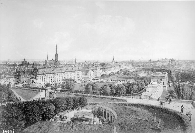 Wien 1, Paradeisgartl