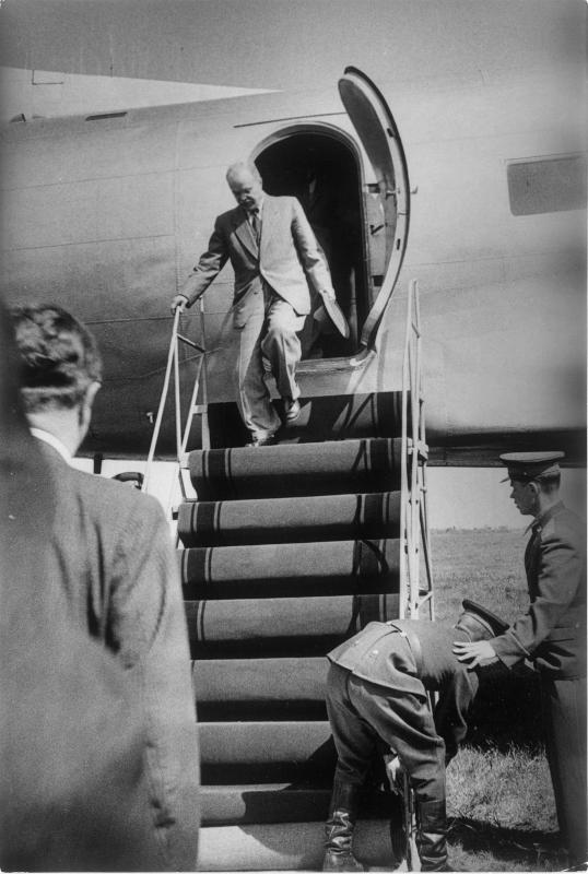 Ankunft Molotows in Wien