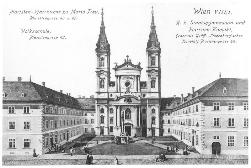 Wien 8, Piaristenkirche