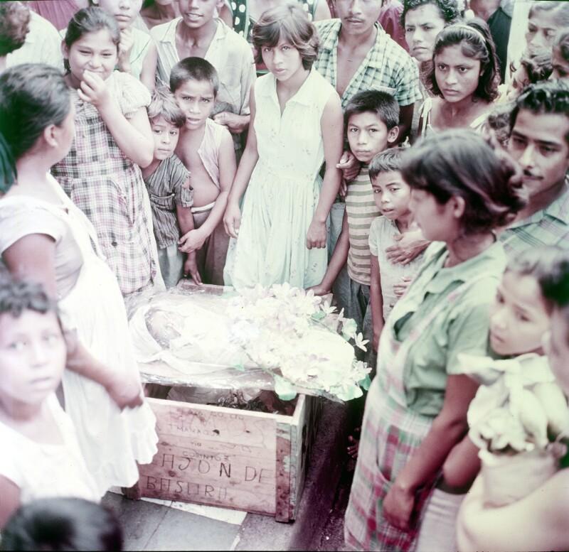 Kinder bei einer Feier, Nicaragua