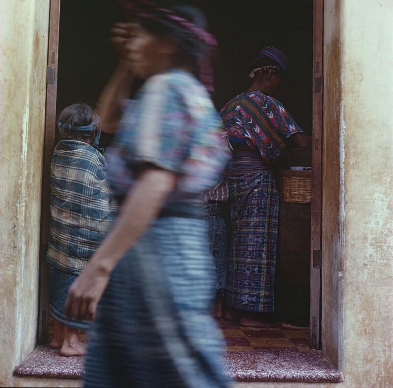 Frauen in Antigua