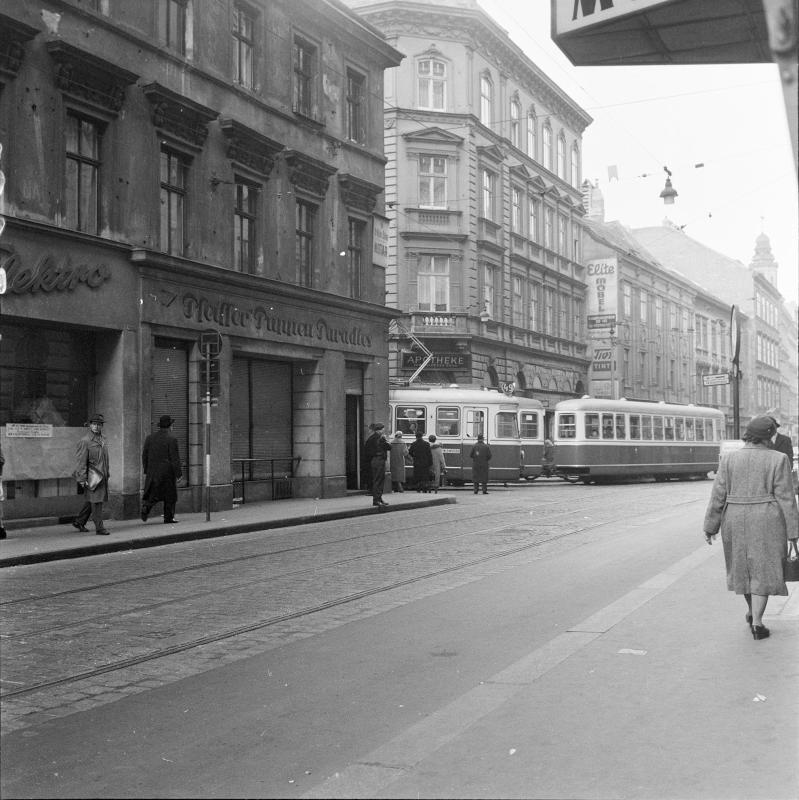 Wien 7, Neubaugasse 35ff