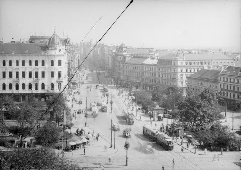 Wien 6, Mariahilferstraße