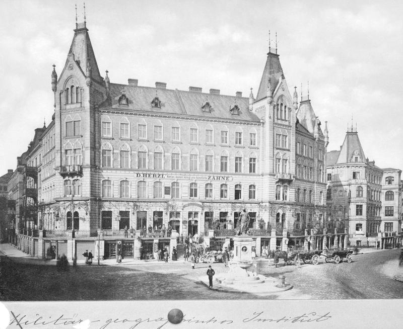 Wien 5, Margaretenplatz 4