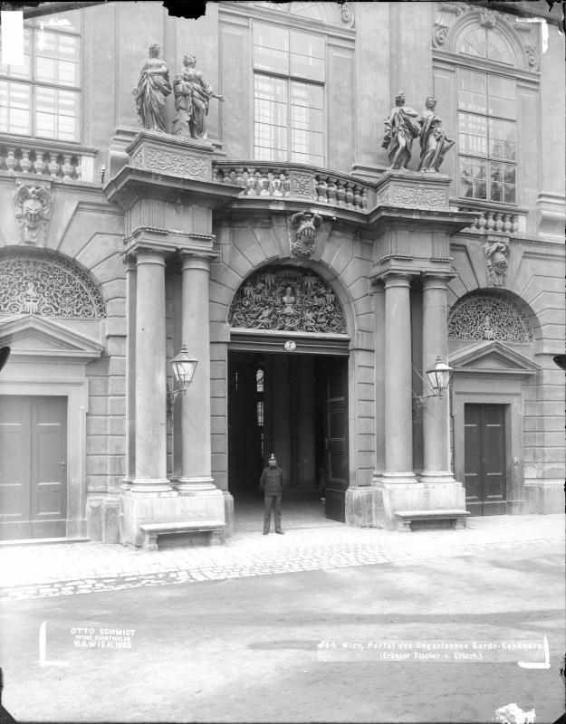 Wien 7, Palais Trautson