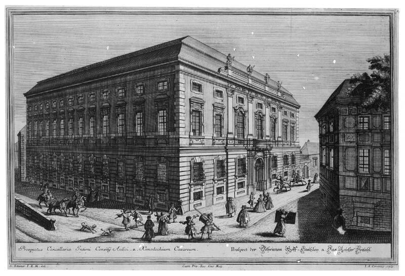 Wien 1, Ministerium des Äußeren