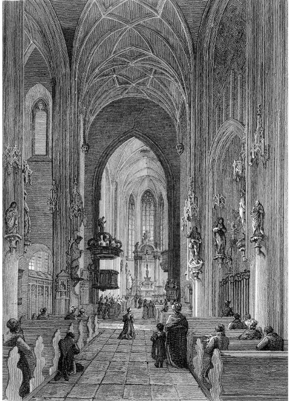 Wien 1, Maria am Gestade