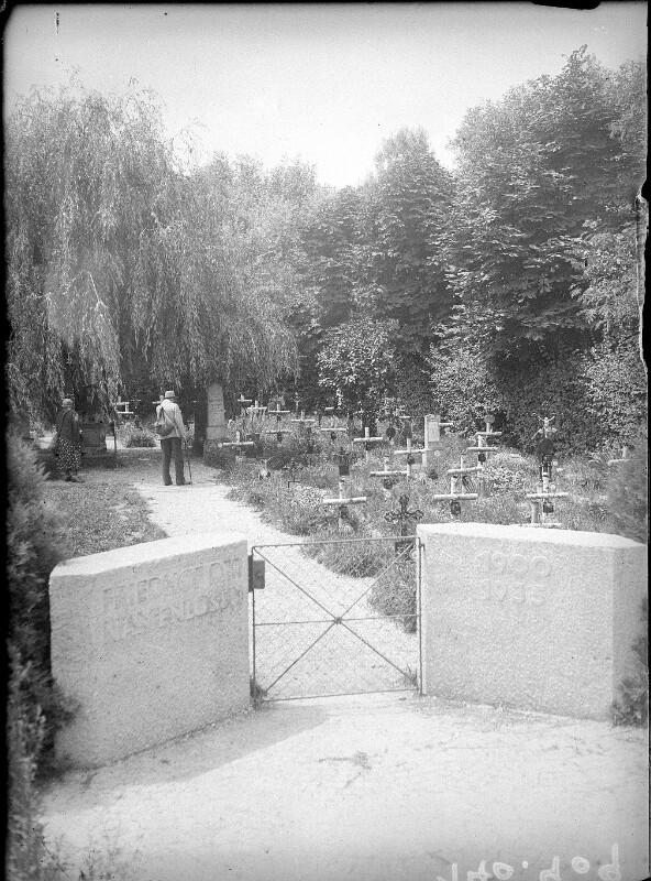 Wien 11, Friedhof der Namenlosen