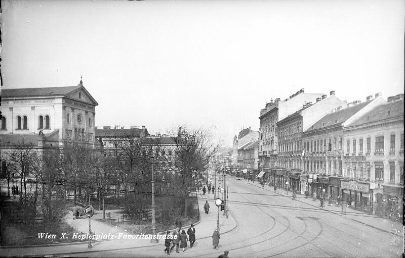 Wien 10, Keplerplatz
