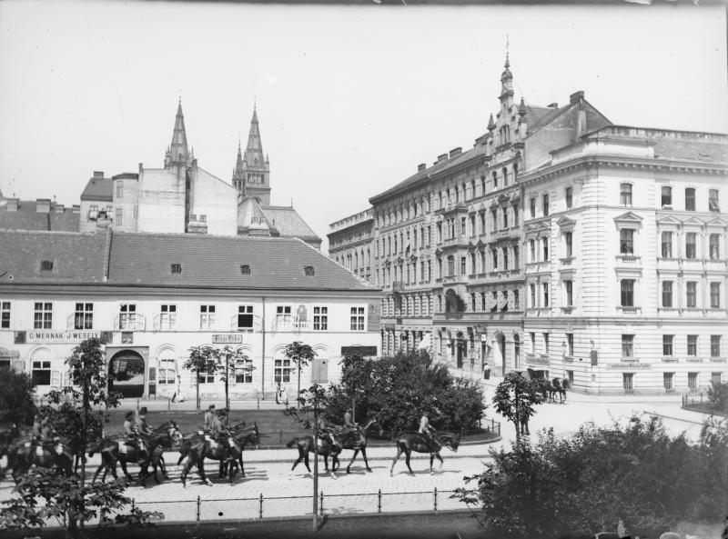 Wien 8, Bennoplatz