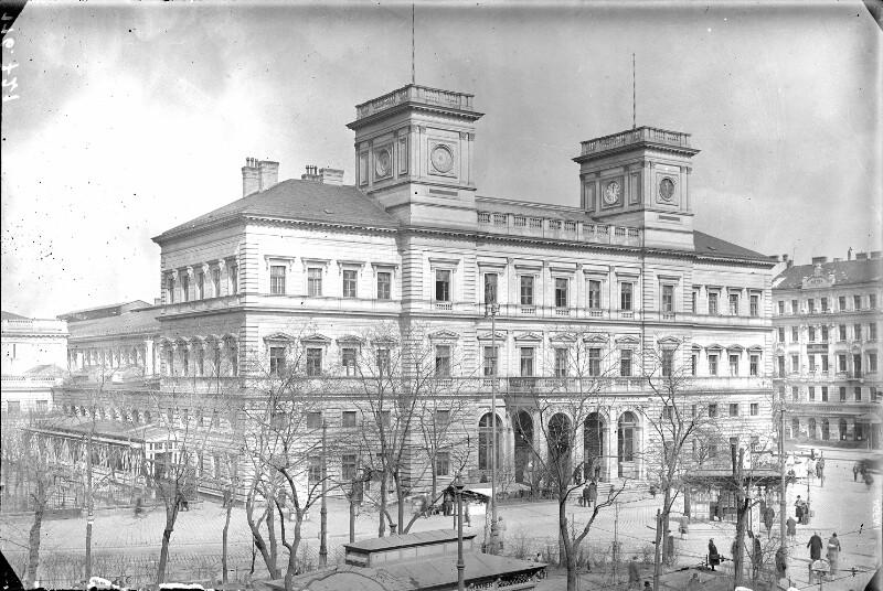 Wien 9, Franz Josefs-Bahnhof