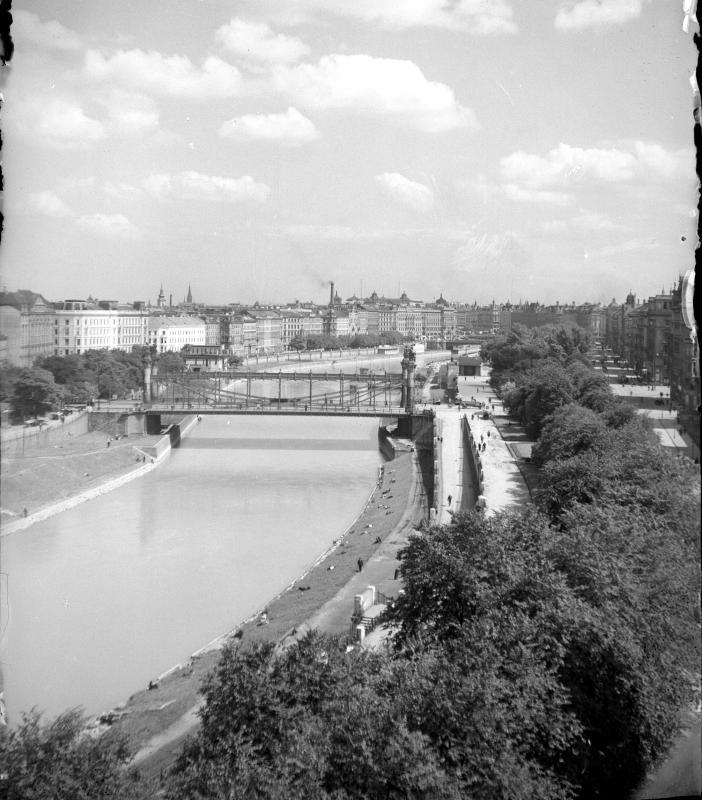 Wien 9, Donaukanal