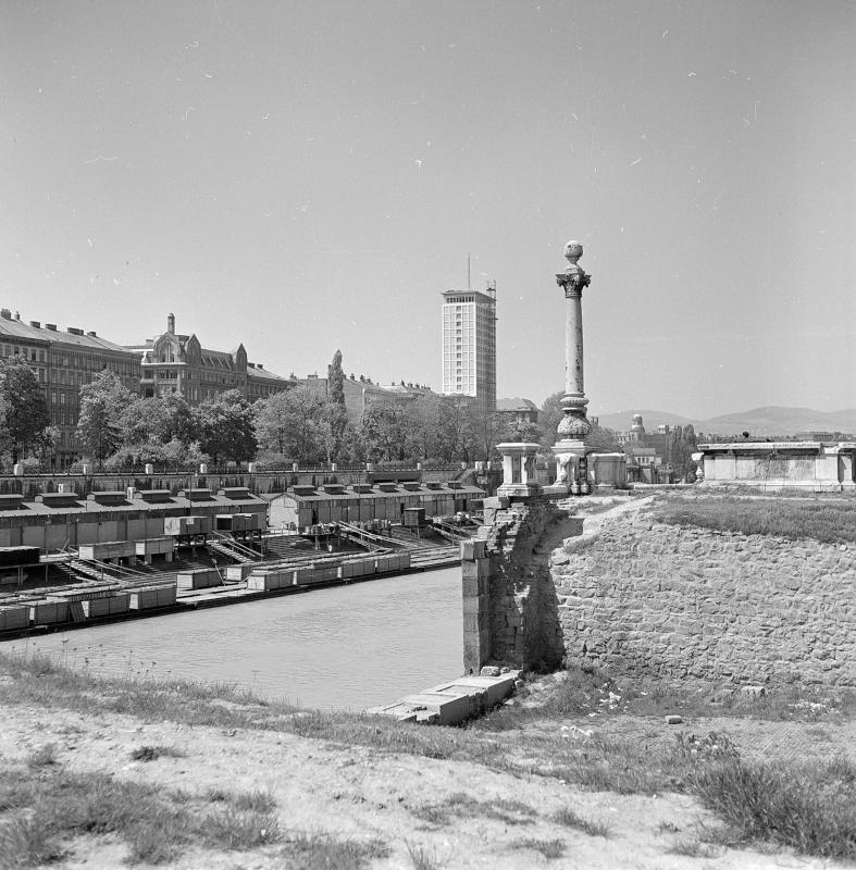 Wien 2, Donaukanal