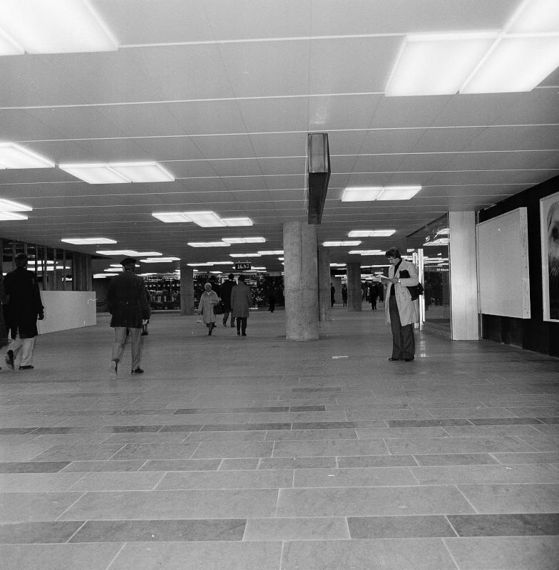Wien 1, Unterführung Karlsplatz