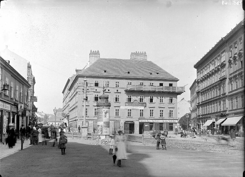 Wien 9, Alserstraße