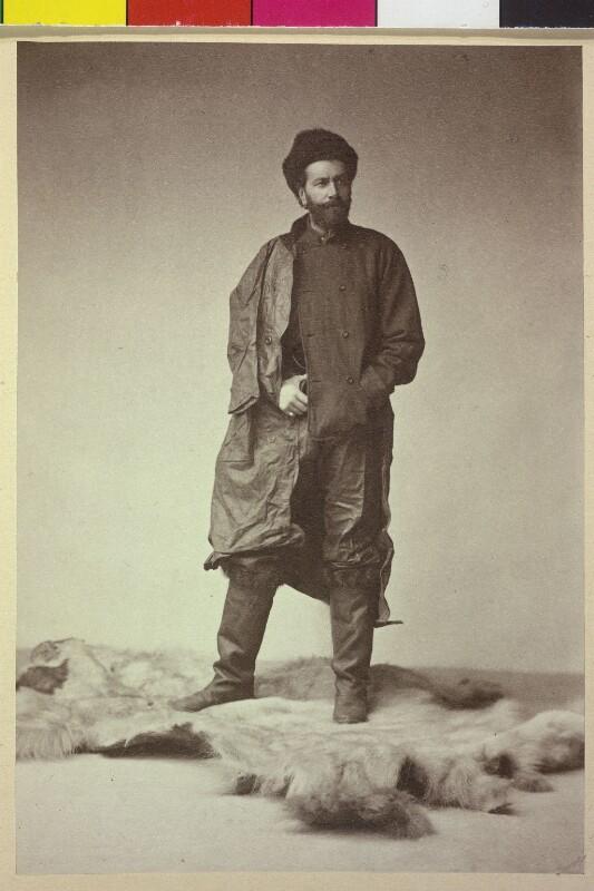 Österreichisch- Ungarische Nordpolexpedition 1872