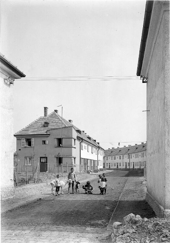 Wien 22, Siedlung Kagran