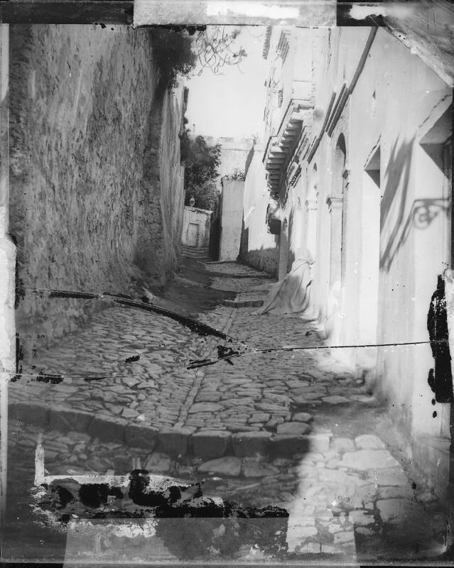 Gasse in Algier