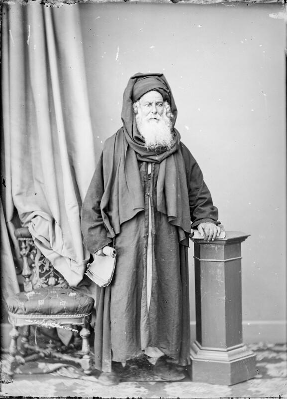 Rabbiner aus Algier