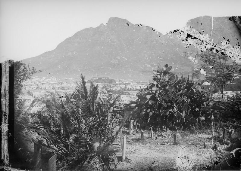Kapstadt mit Teufelsberg