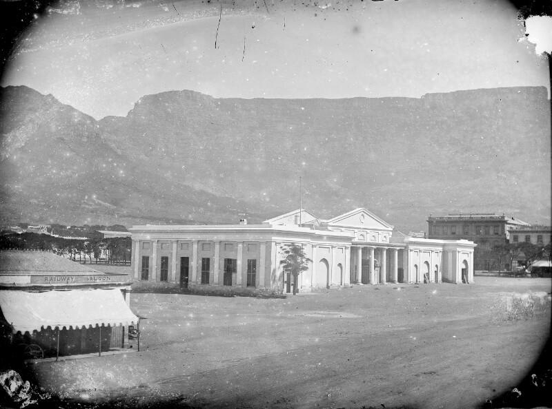 Börse in Kapstadt