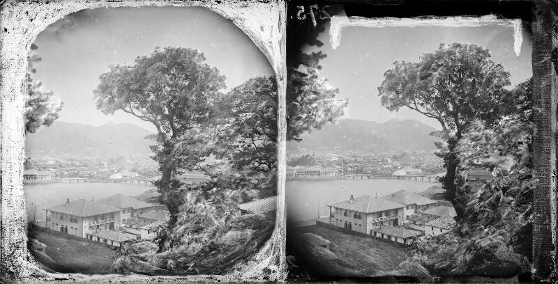 Blick über Nagasaki