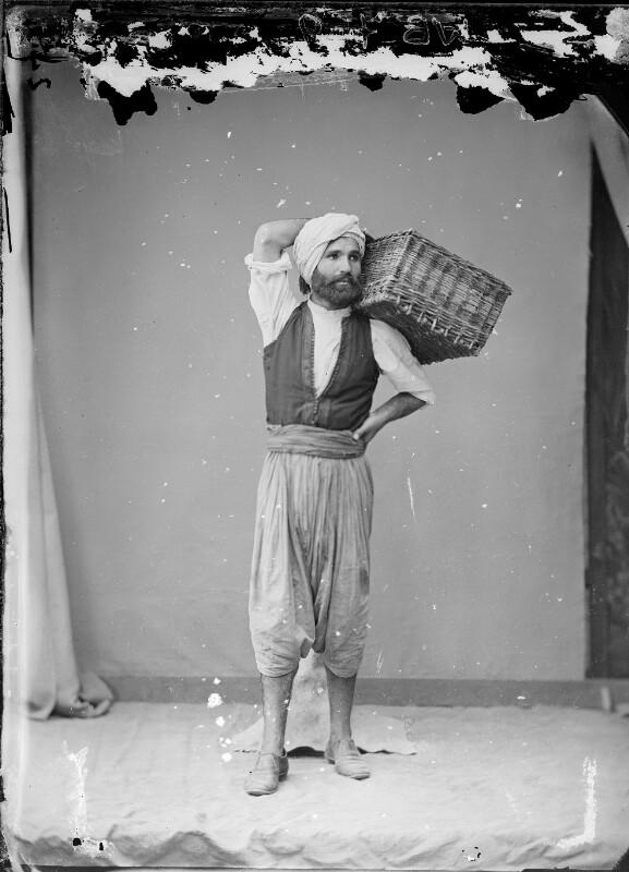 Glaswarenhändler aus Algier