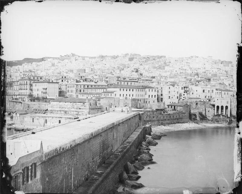 Blick auf Algier