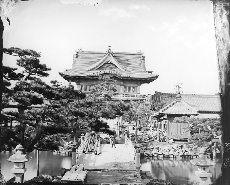 Tempel in Jedo