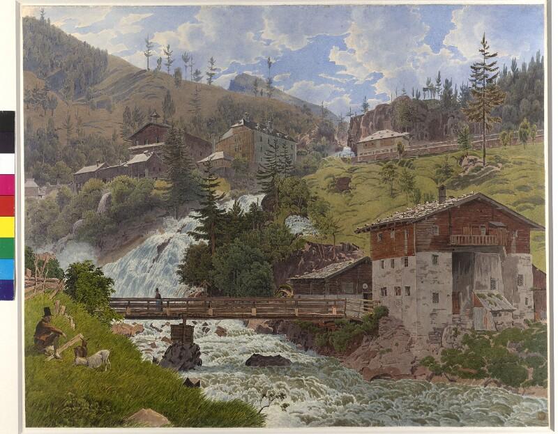 Ansicht von Bad Gastein