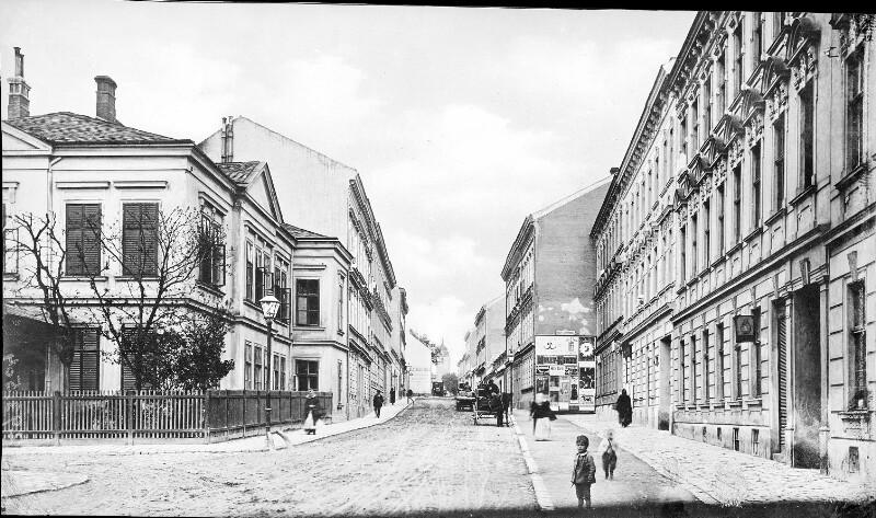 Wien 14, Cumberlandstraße 21ff