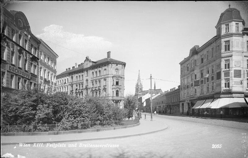 Wien 14, Feilplatz