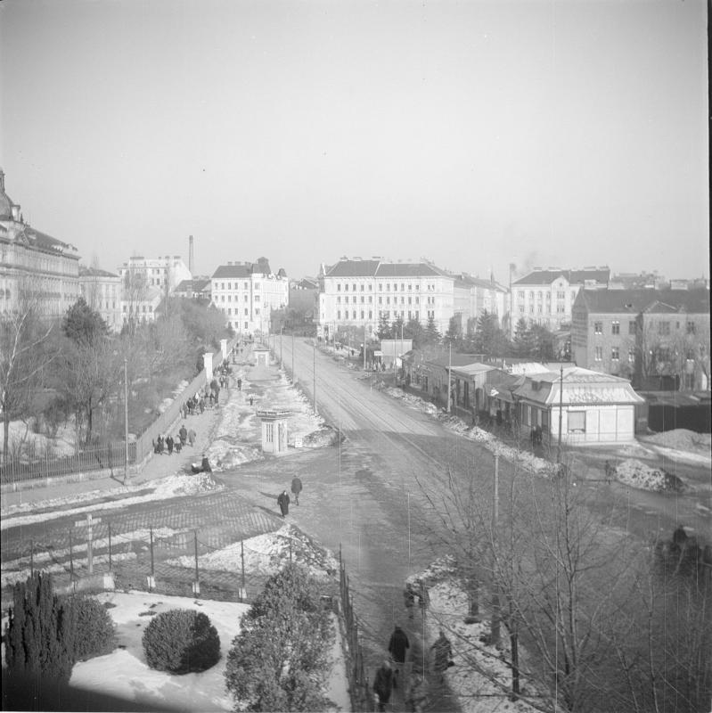 Wien 14, Hütteldorferstraße ca.145