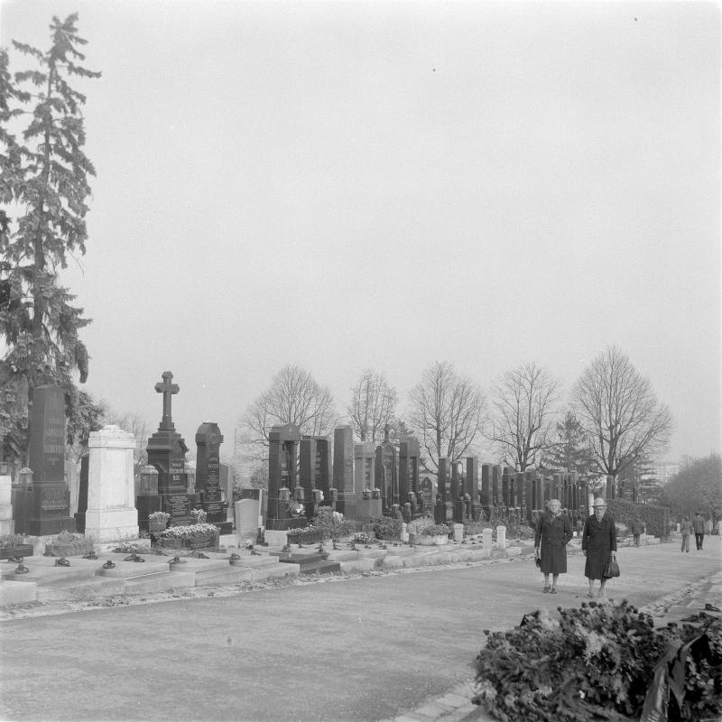 Wien 16, Ottakringer Friedhof