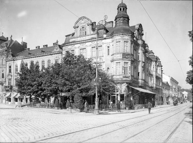 Wien 13, Hietzinger Hauptstraße 1ff