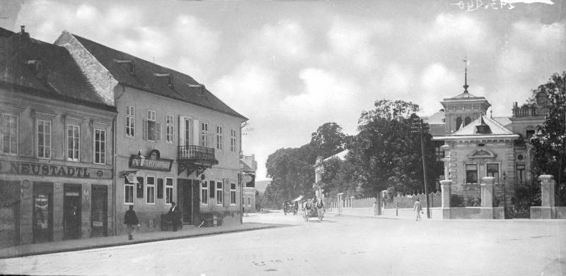 Wien 13, Hietzinger Hauptstraße 17-21