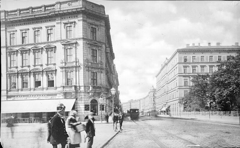 Wien 15, Mariahilferstraße 127 ff