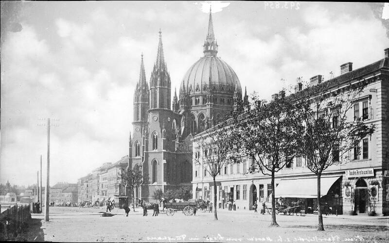 Wien 15, Mariahilfer Gürtel 27