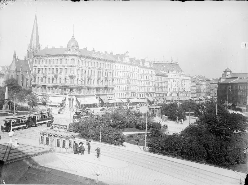 Wien 15, Mariahilferstraße
